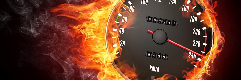 licznik szybkości